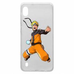 Чохол для Samsung A10 Naruto rasengan