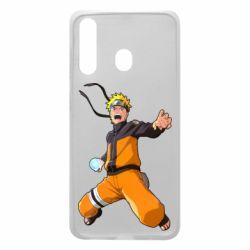 Чохол для Samsung A60 Naruto rasengan