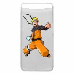 Чохол для Samsung A80 Naruto rasengan