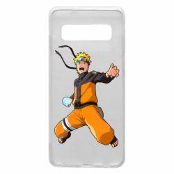 Чохол для Samsung S10 Naruto rasengan