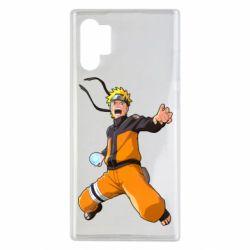 Чохол для Samsung Note 10 Plus Naruto rasengan