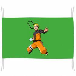 Прапор Naruto rasengan