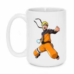 Кружка 420ml Naruto rasengan