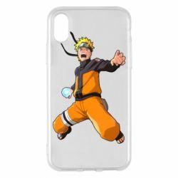 Чохол для iPhone X/Xs Naruto rasengan
