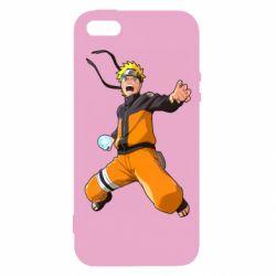 Чохол для iphone 5/5S/SE Naruto rasengan