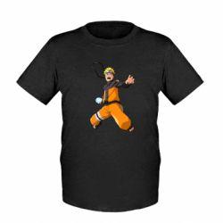 Дитяча футболка Naruto rasengan