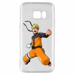 Чохол для Samsung S7 Naruto rasengan