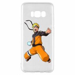 Чохол для Samsung S8 Naruto rasengan