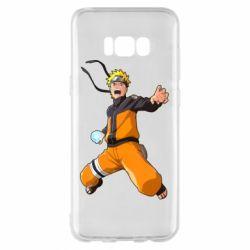 Чохол для Samsung S8+ Naruto rasengan