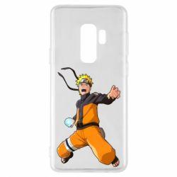 Чохол для Samsung S9+ Naruto rasengan