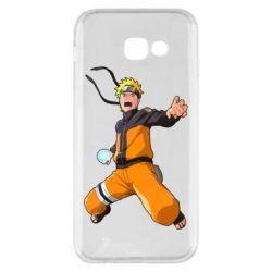 Чохол для Samsung A5 2017 Naruto rasengan