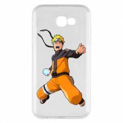Чохол для Samsung A7 2017 Naruto rasengan