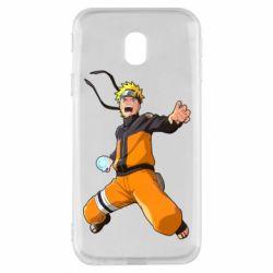 Чохол для Samsung J3 2017 Naruto rasengan