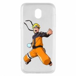 Чохол для Samsung J5 2017 Naruto rasengan