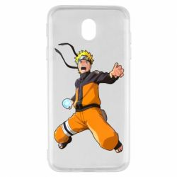 Чохол для Samsung J7 2017 Naruto rasengan