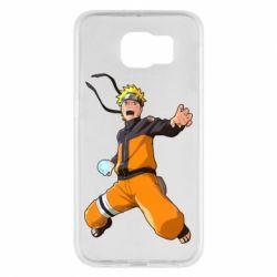 Чохол для Samsung S6 Naruto rasengan