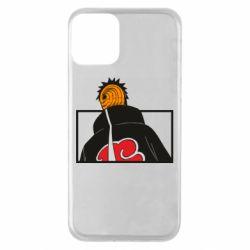 Чехол для iPhone 11 Naruto tobi