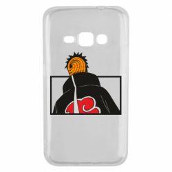 Чехол для Samsung J1 2016 Naruto tobi