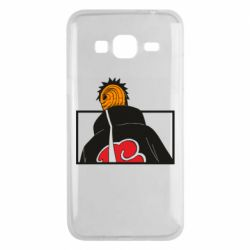 Чехол для Samsung J3 2016 Naruto tobi