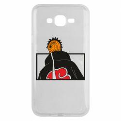 Чехол для Samsung J7 2015 Naruto tobi