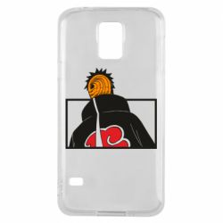 Чехол для Samsung S5 Naruto tobi