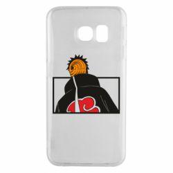 Чехол для Samsung S6 EDGE Naruto tobi