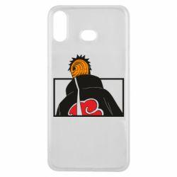 Чехол для Samsung A6s Naruto tobi