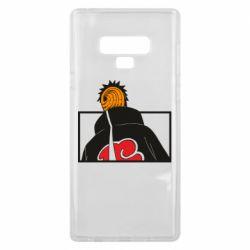 Чехол для Samsung Note 9 Naruto tobi