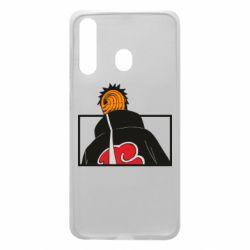 Чехол для Samsung A60 Naruto tobi