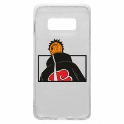 Чехол для Samsung S10e Naruto tobi