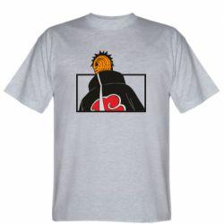 Мужская футболка Naruto tobi