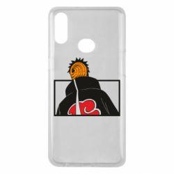 Чехол для Samsung A10s Naruto tobi