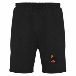 Мужские шорты Naruto tobi