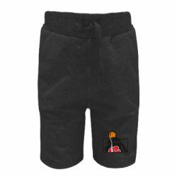 Детские шорты Naruto tobi