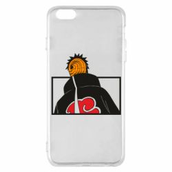 Чехол для iPhone 6 Plus/6S Plus Naruto tobi