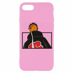 Чехол для iPhone 7 Naruto tobi