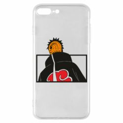 Чехол для iPhone 7 Plus Naruto tobi
