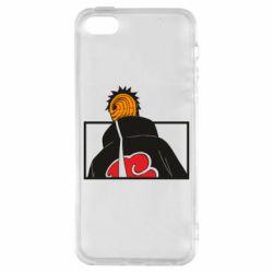 Чехол для iPhone5/5S/SE Naruto tobi