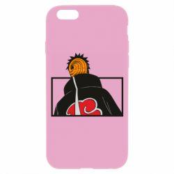 Чехол для iPhone 6/6S Naruto tobi