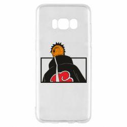 Чехол для Samsung S8 Naruto tobi