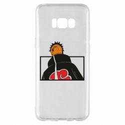 Чехол для Samsung S8+ Naruto tobi
