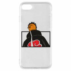 Чехол для iPhone 8 Naruto tobi