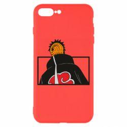 Чехол для iPhone 8 Plus Naruto tobi