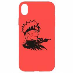 Чохол для iPhone XR Naruto Uzumaki head