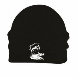Шапка на флісі Naruto Uzumaki head