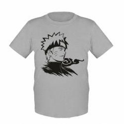 Дитяча футболка Naruto Uzumaki head
