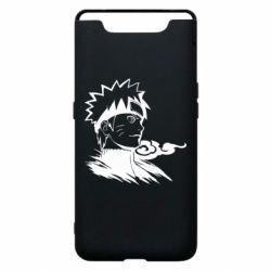 Чохол для Samsung A80 Naruto Uzumaki head