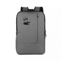 Рюкзак для ноутбука Naruto Uzumaki head