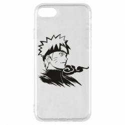 Чохол для iPhone 7 Naruto Uzumaki head