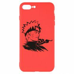 Чохол для iPhone 7 Plus Naruto Uzumaki head